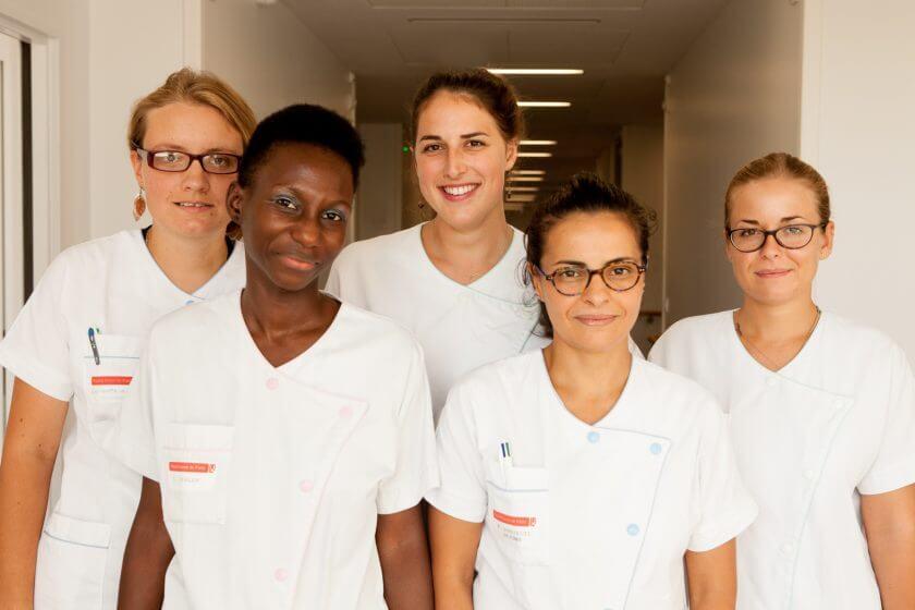personnel d'accueil - hopital suisse de paris - hospitalisation - 92130 - issy les moulineaux